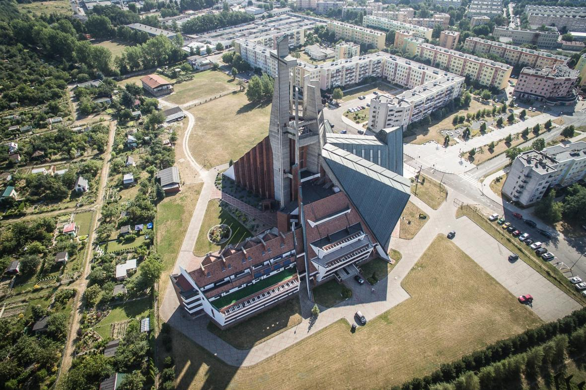 Kostel Nejsvětější Panny Marie Královny Polska, Świdnica