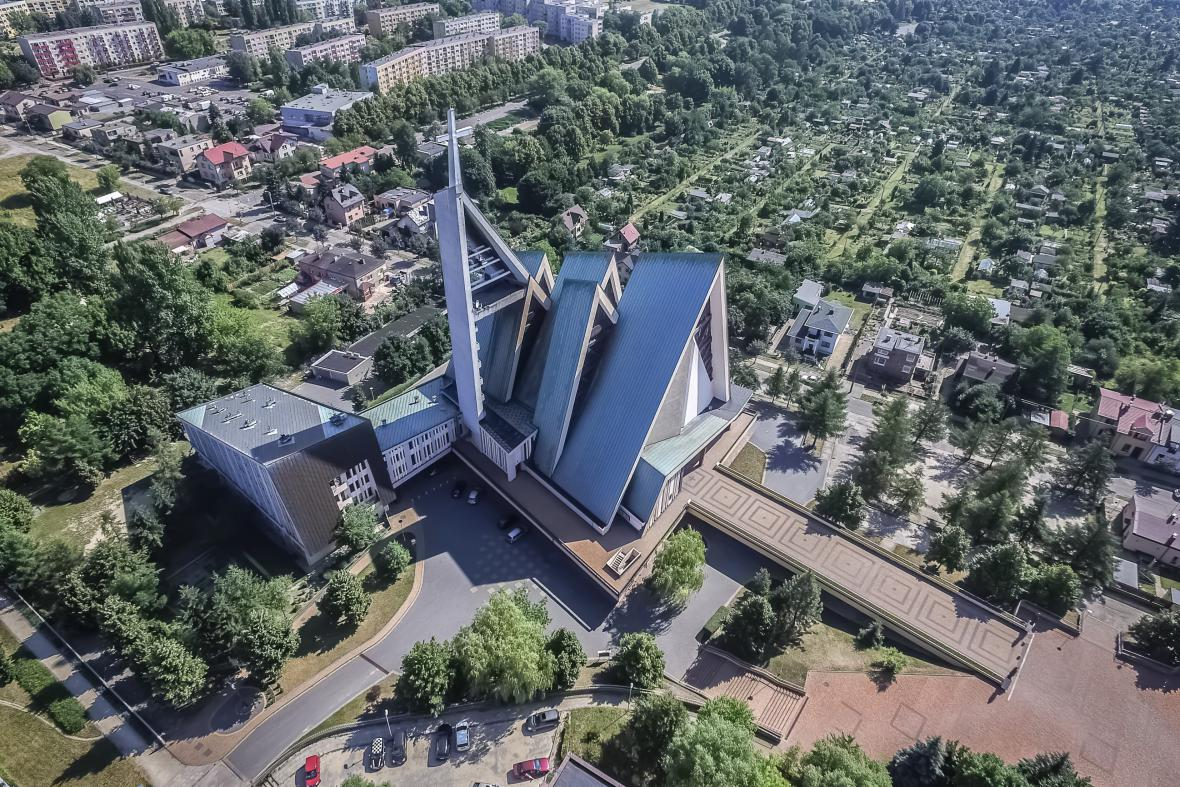 Kostel svatého Vojtěcha, biskupa a mučedníka, Čenstochová