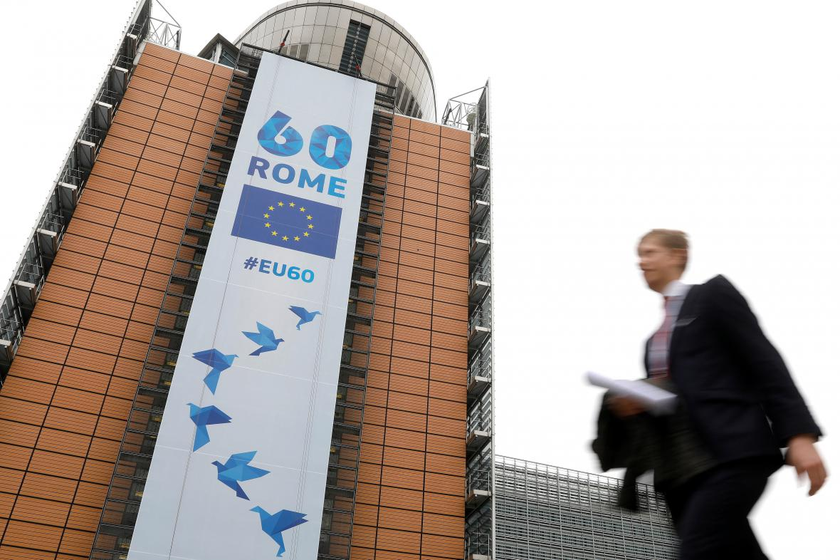 Unie si připomíná 60 let od podpisu římských smluv