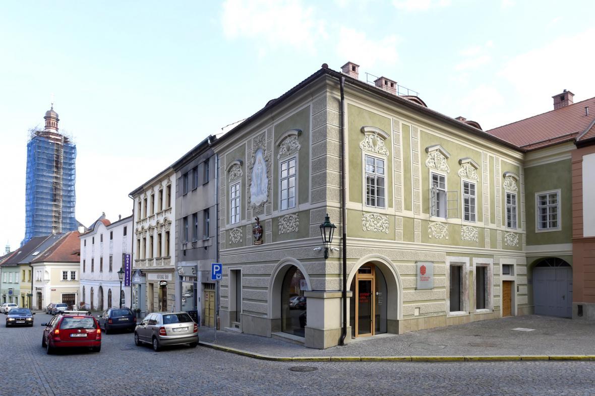 Rodný dům Mikuláše Dačického z Heslova