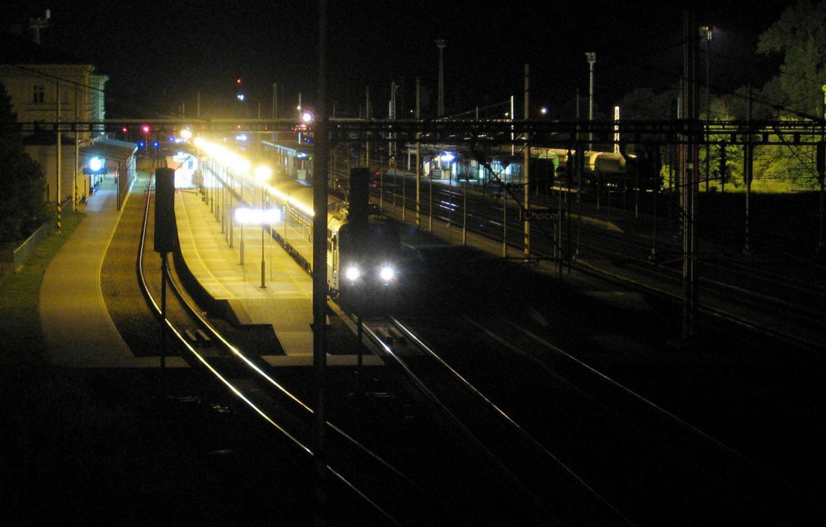 Noční vlaky