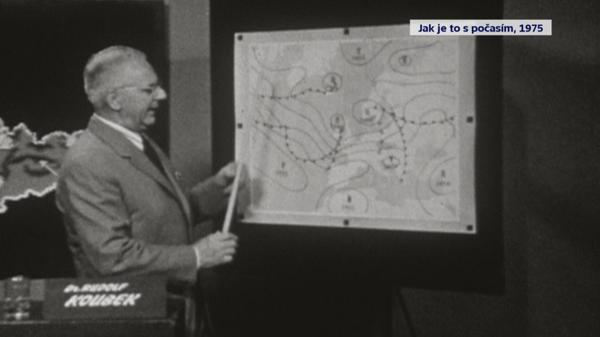 Předpověď počasí v roce 1975