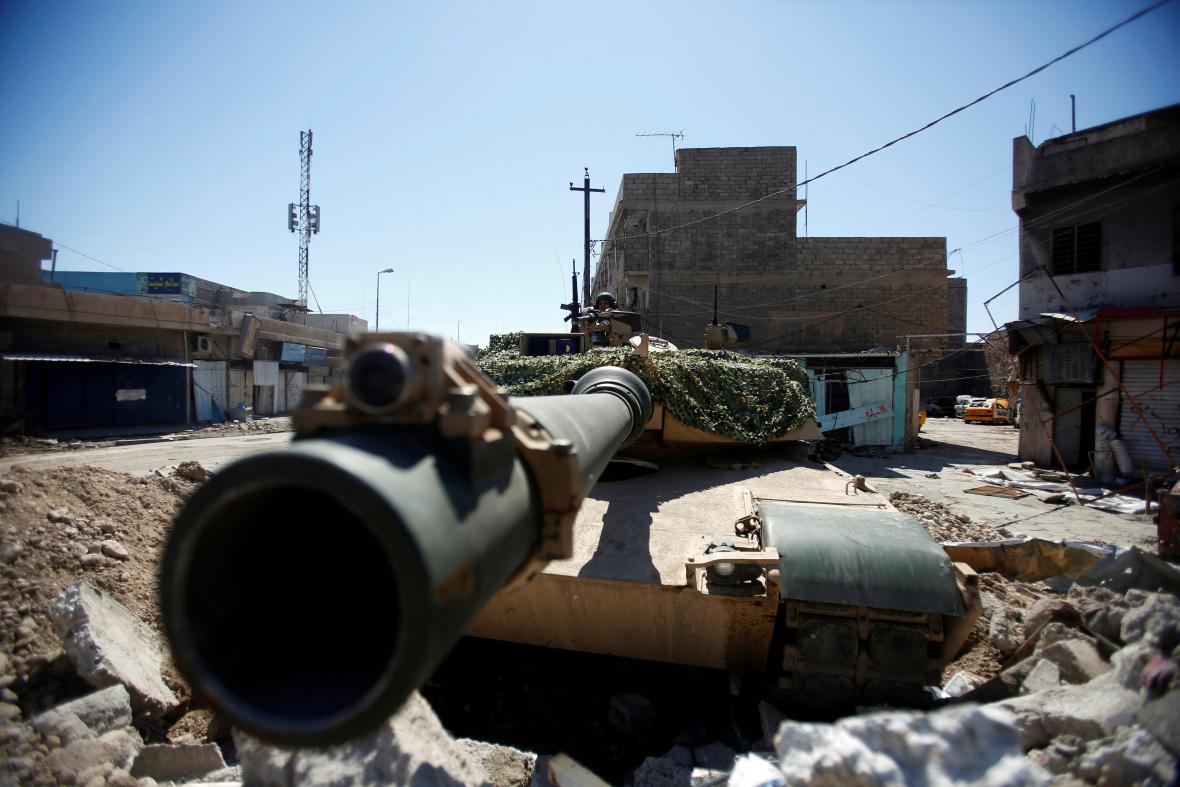 Dobývání Mosulu
