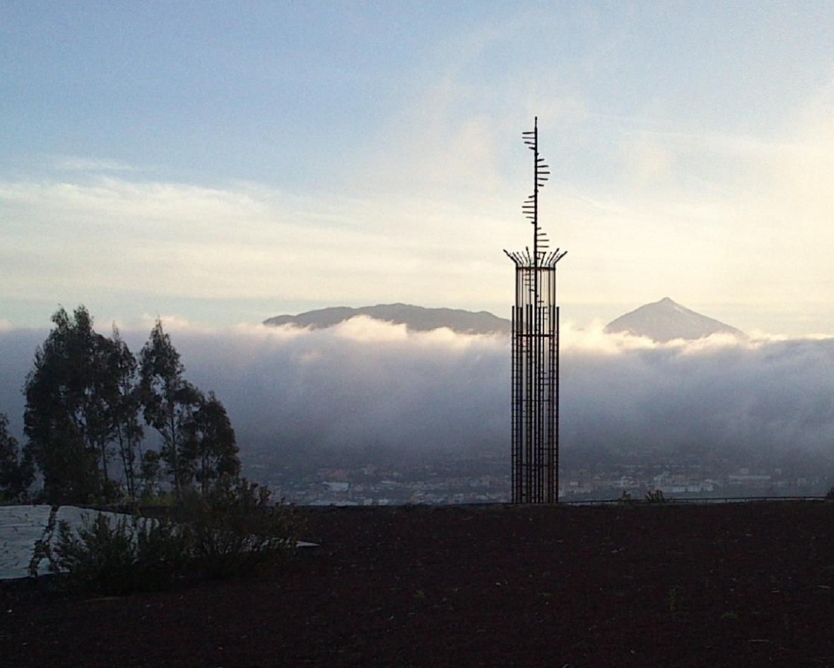 Památník na Tenerife
