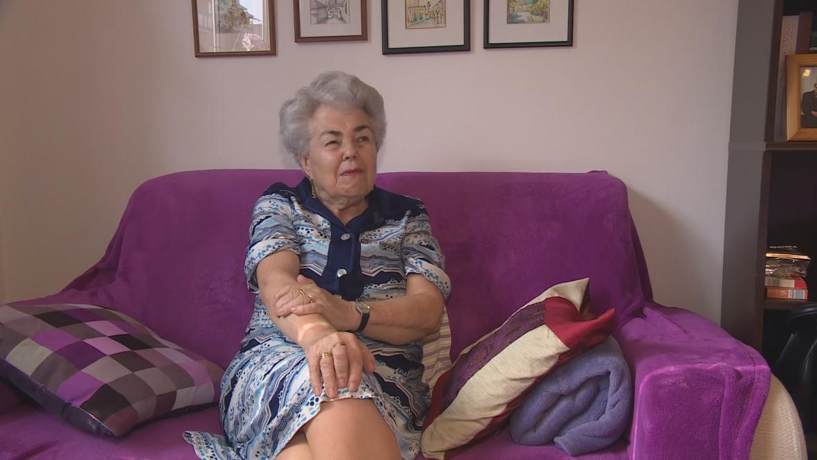 Lýdia Piovarcsyová - jedna z mála, kteři přežili holocaust na Slovensku