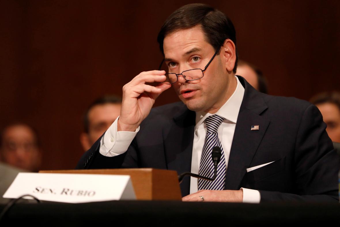 Senátor Marco Rubio