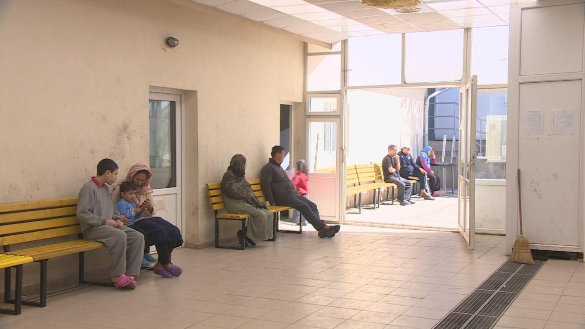 Tranzitní centrum v Subotici