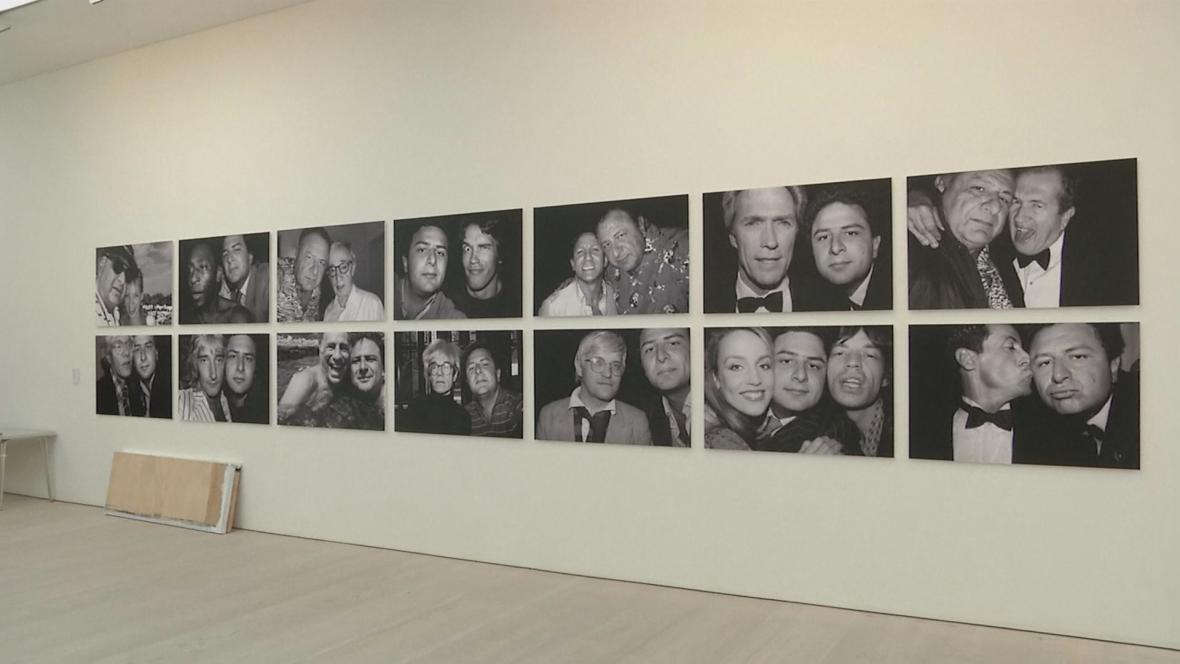 Výstava v Saatchi Gallery