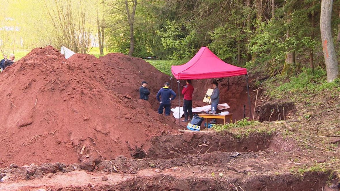 Policie uzavřela případ mrtvých Němců v Rudníku v Krkonoších