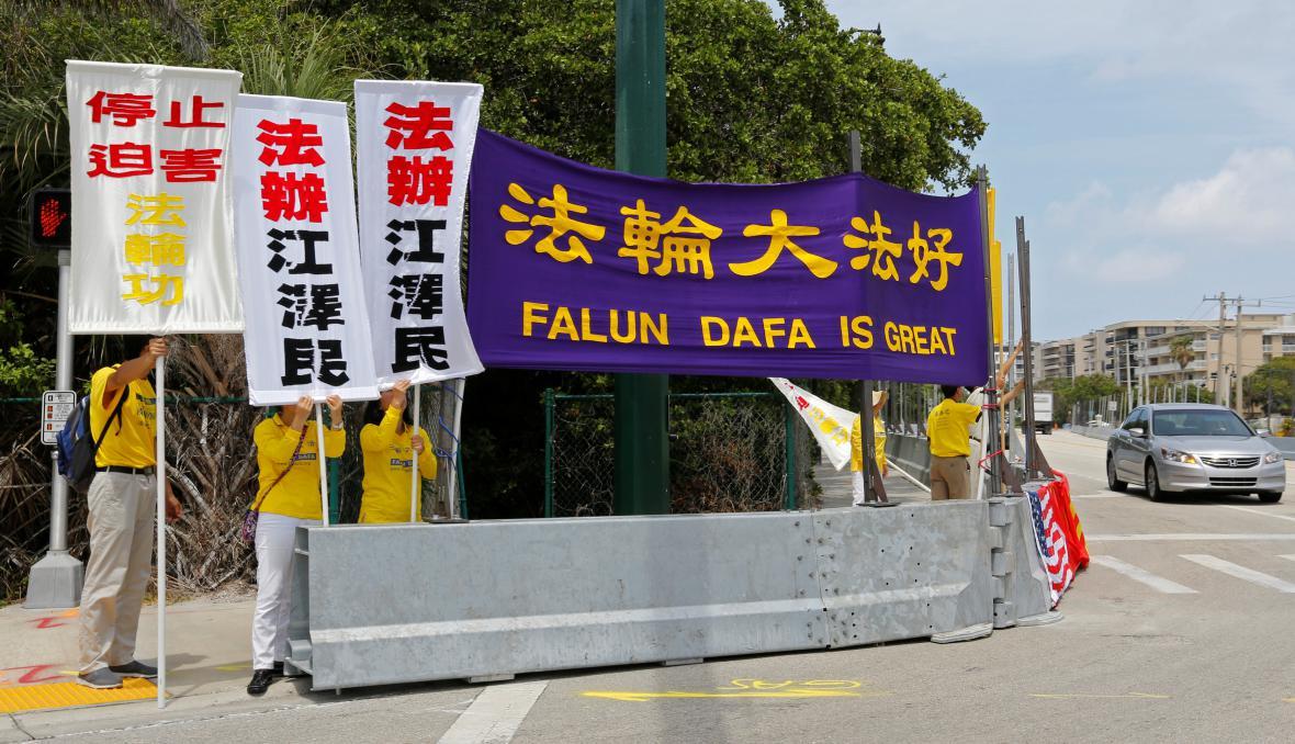 Florida očekává čínského prezidenta