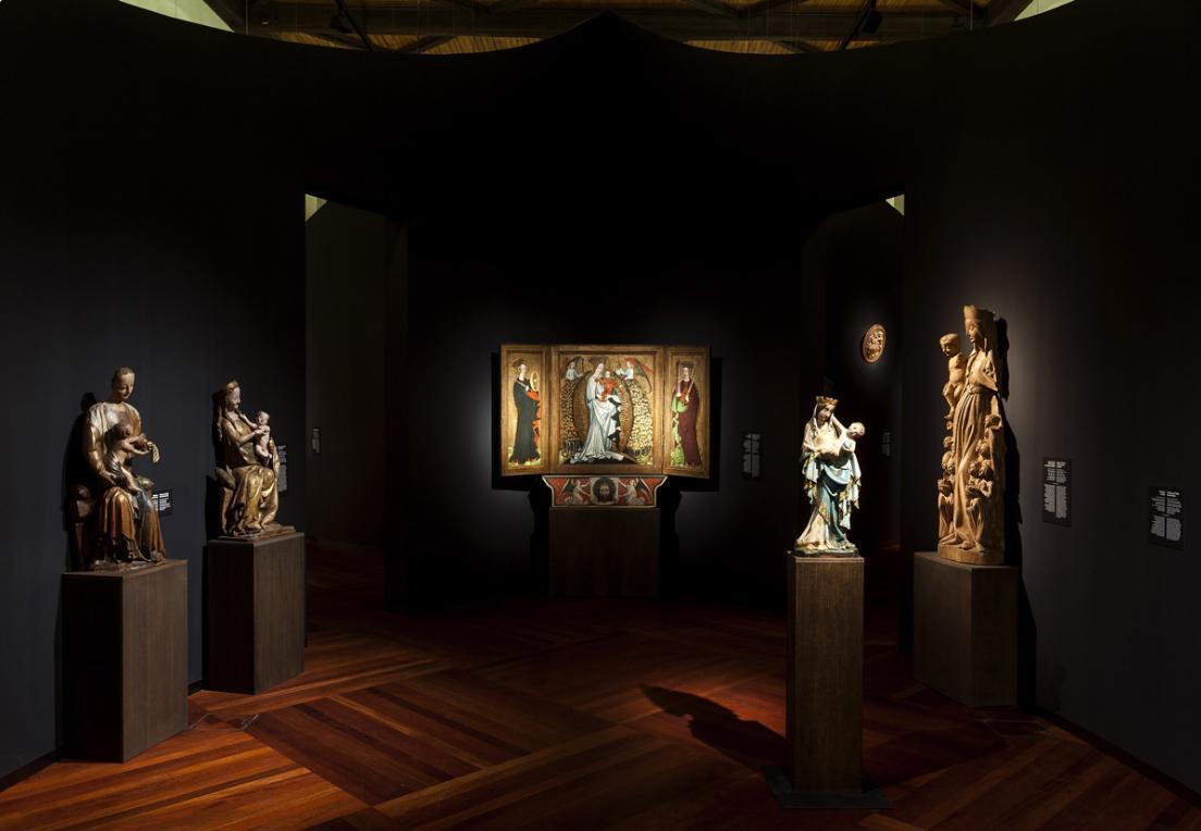 Bez hranic. Umění v Krušnohoří mezi gotikou a renesancí (Národní galerie)