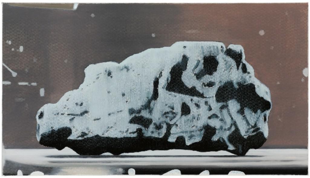 Eberhard Havekost / Materie (Hmota) 1 (3/3), B12/13, 2012 – 2013