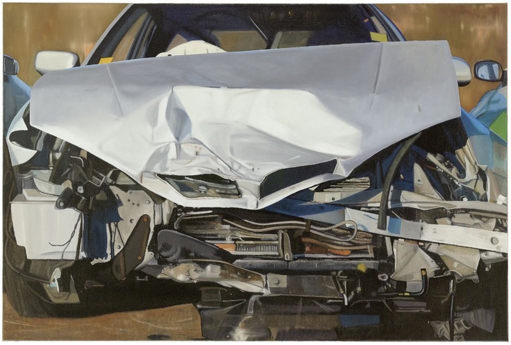 Eberhard Havekost / Transformers (Transformátory), B14, 2014