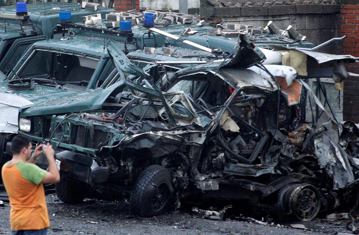 Výbuch v Durangu v roce 2007