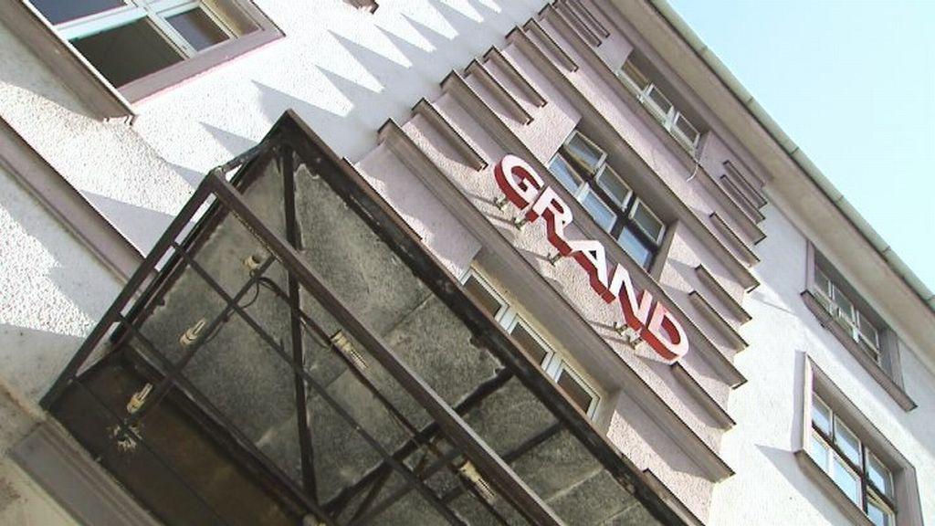 Hotel Grand v centru Bohumína funguje jako ubytovna