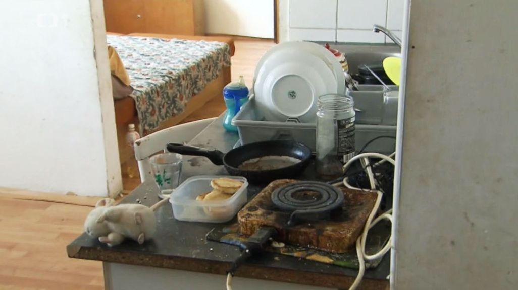 Bydlení na ubytovně