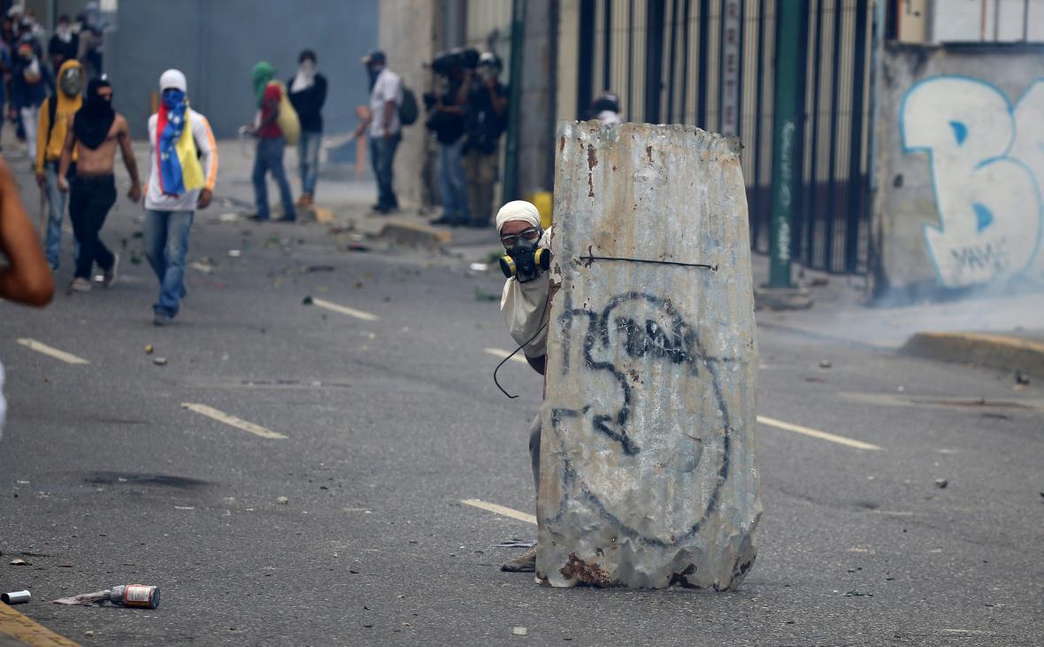 Venezuelské protesty