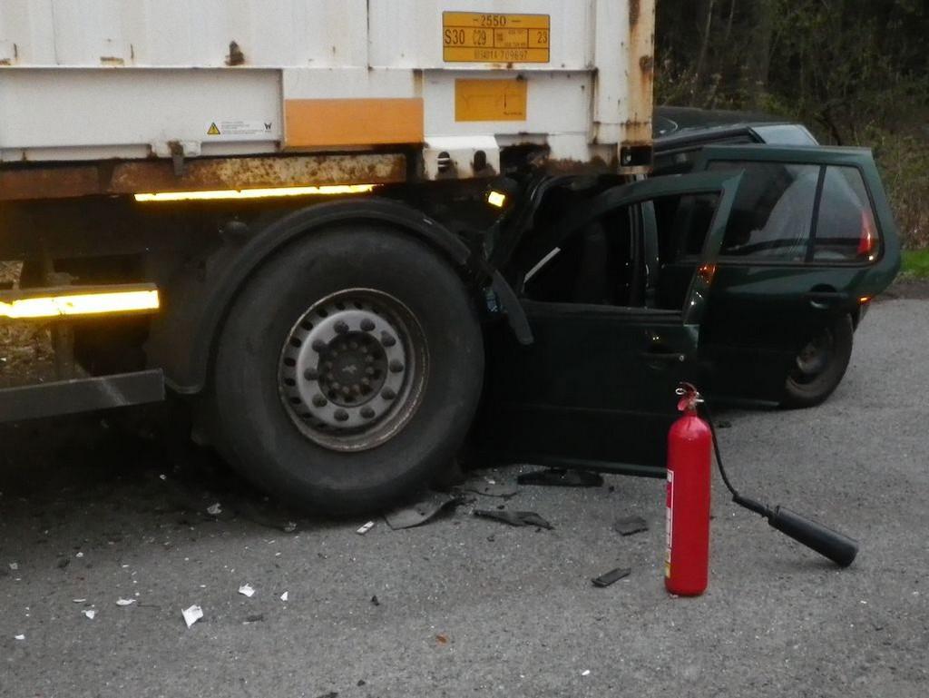 Tragická nehoda na Plzeňsku