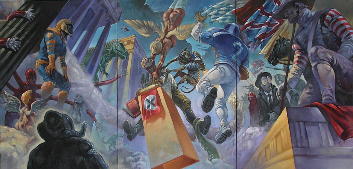 Karel Jerie / Fantasmagorie, 2005