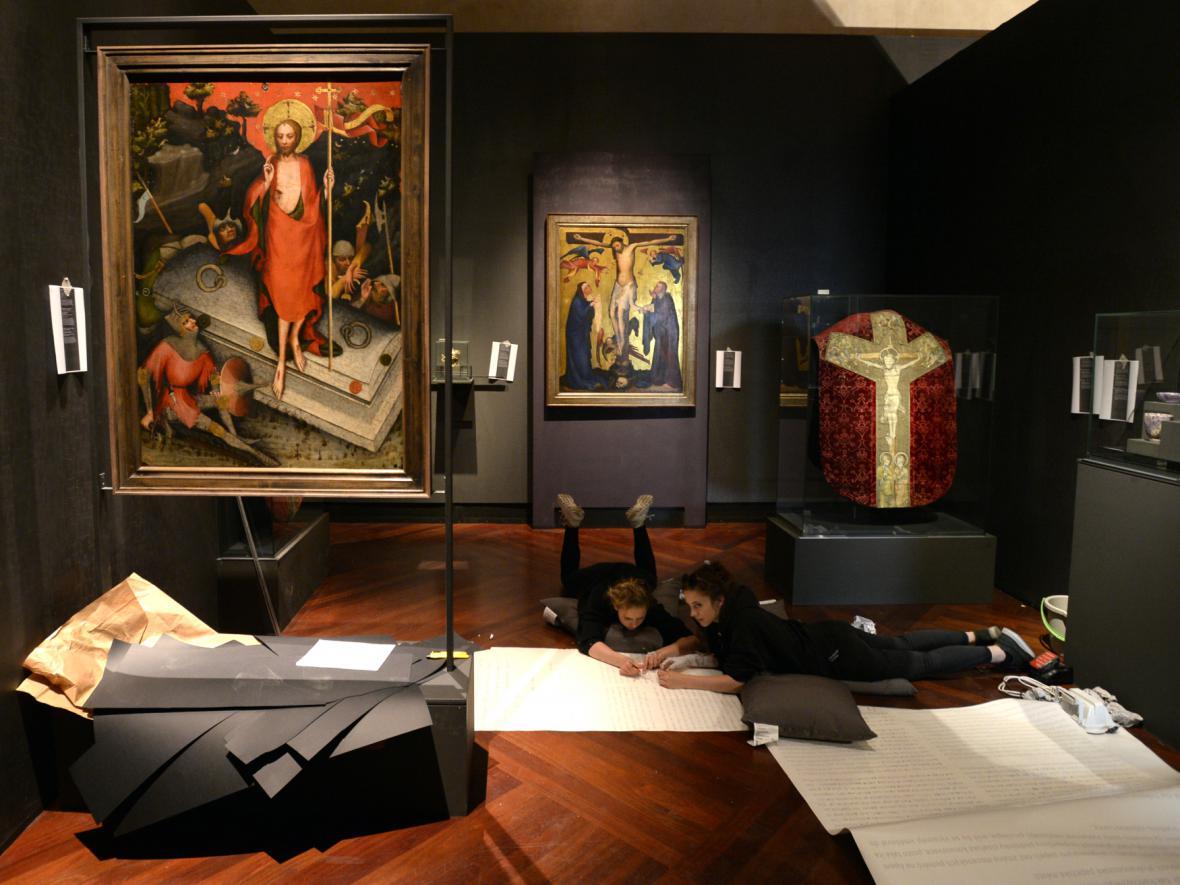 Výstava Císař Karel IV. 1316-2016