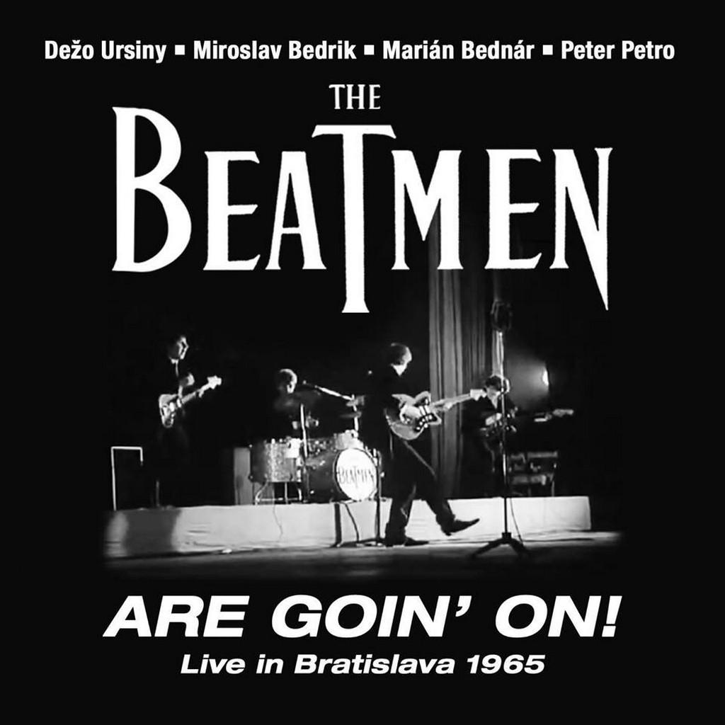 The Beatmen: Are Goin'On