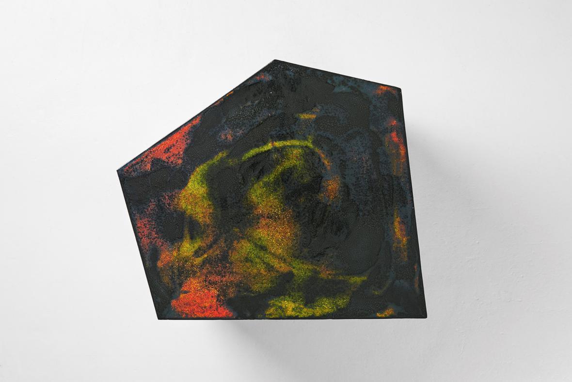 Richard Deacon / Plocha č. 9