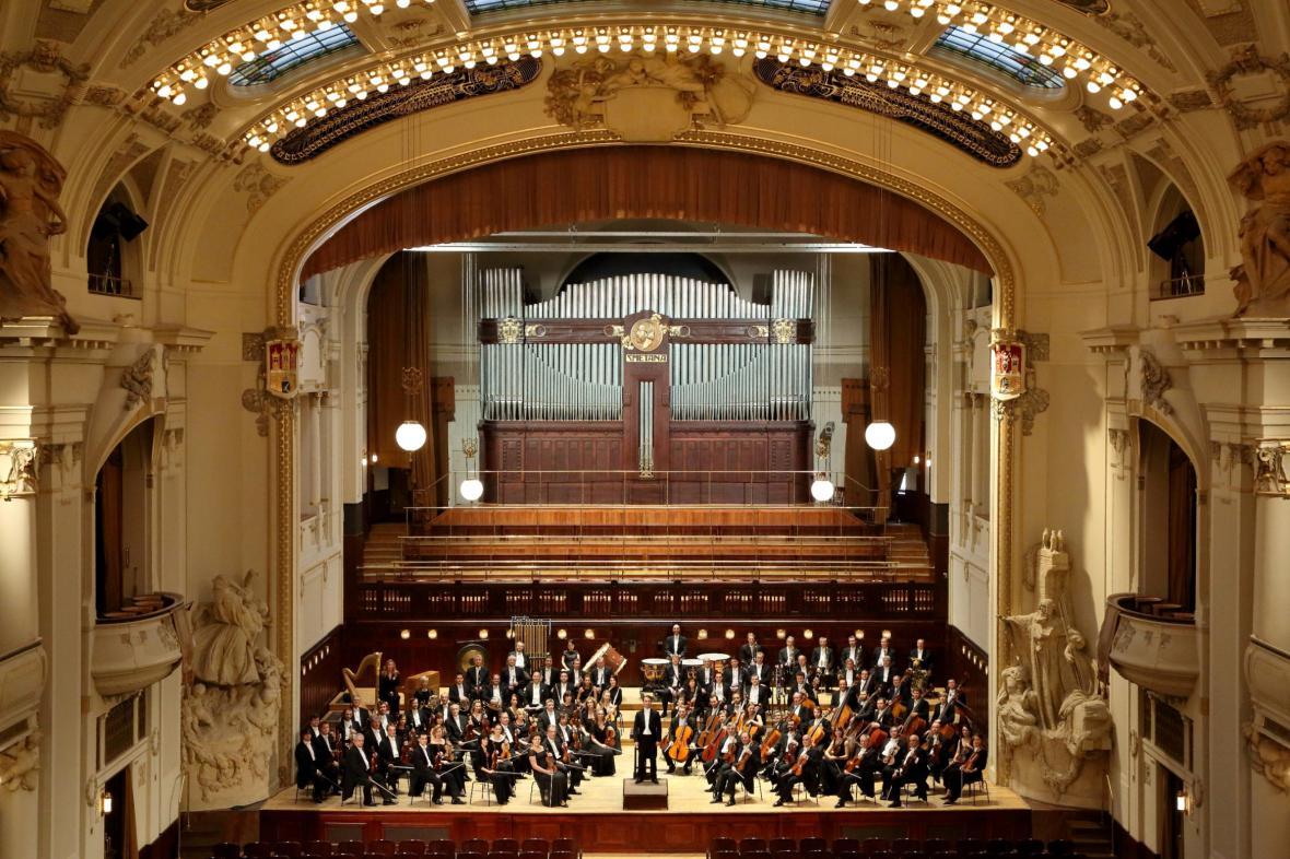 Symfonický orchestr hlavního města Prahy FOK