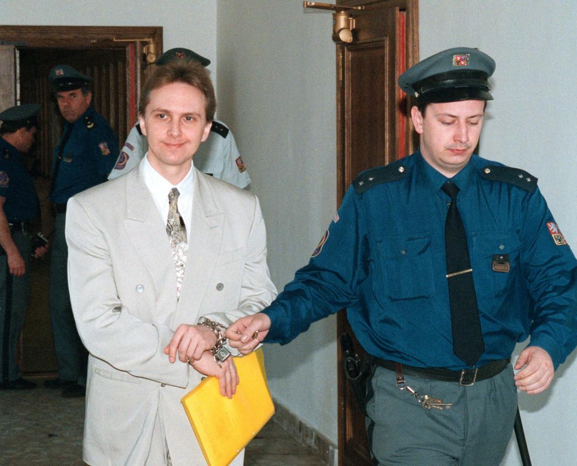 Ludvík Černý byl odsouzen na doživotí