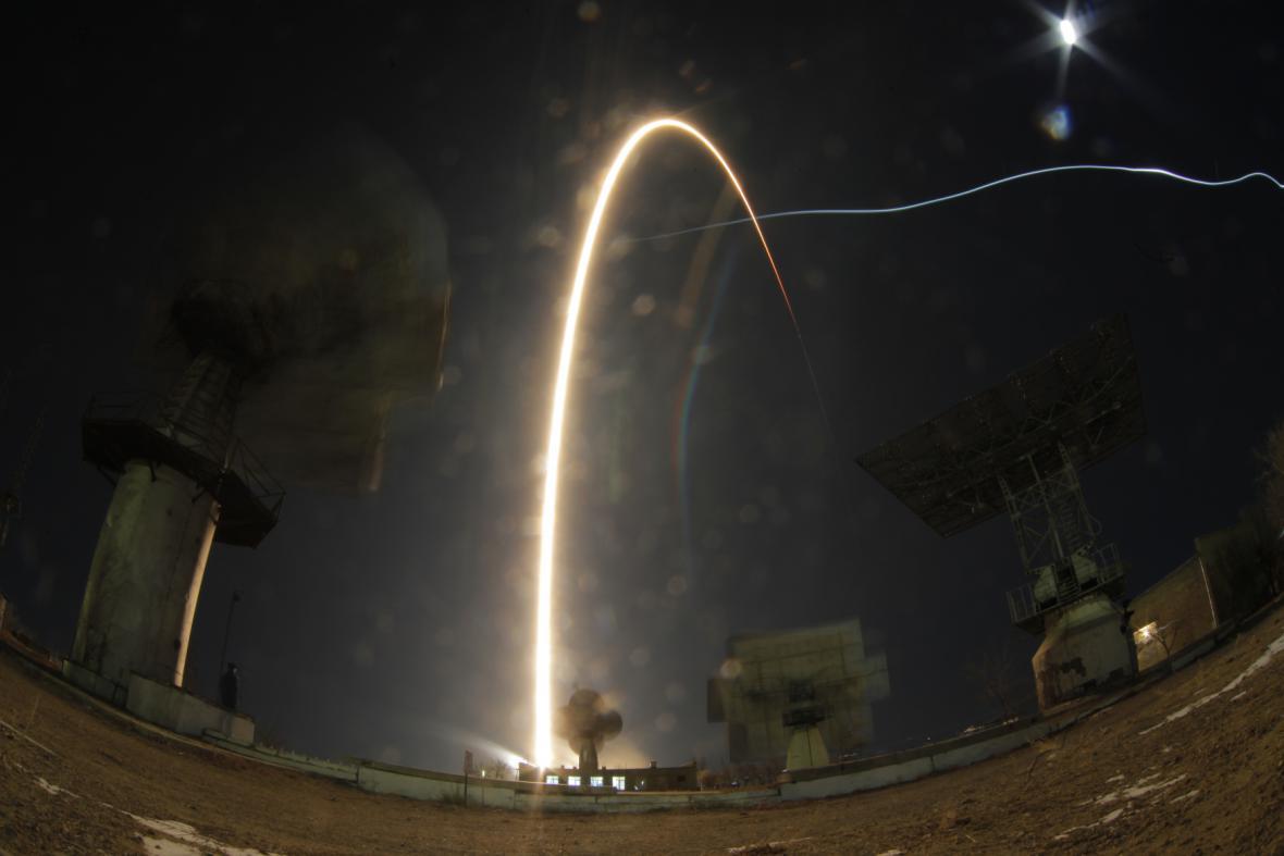 Start Sojuzu