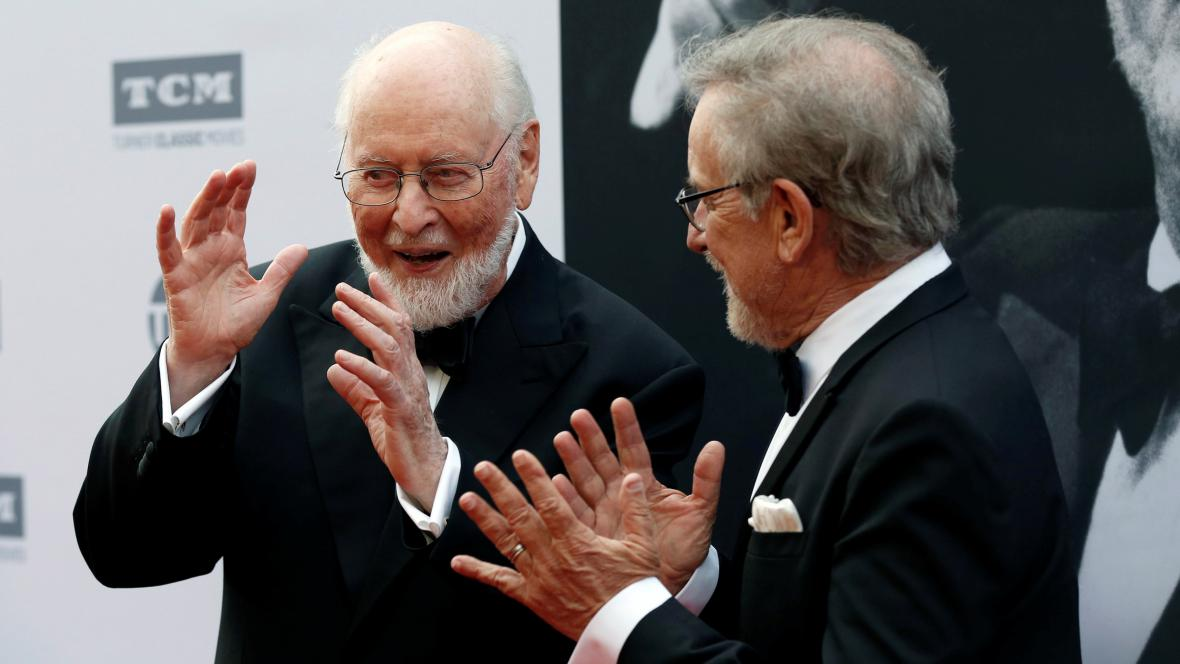 John Williams a Steven Spielberg