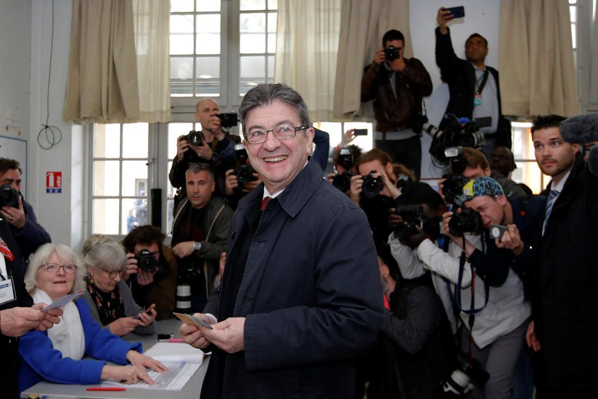 Jean-Luc Mélenchon u voleb