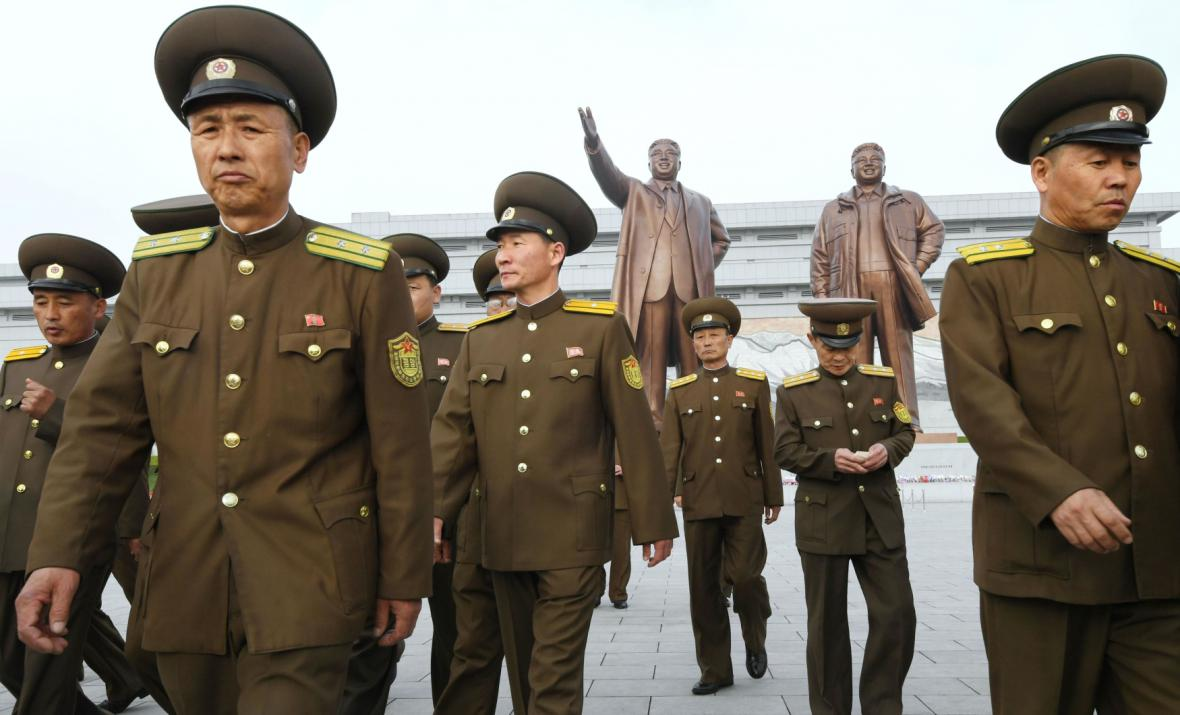85 let od založení severokorejské armády