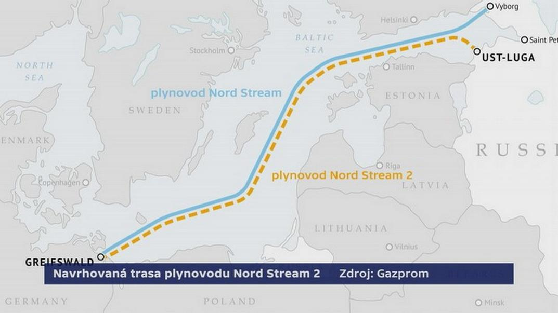 Gazprom, Nord Stream