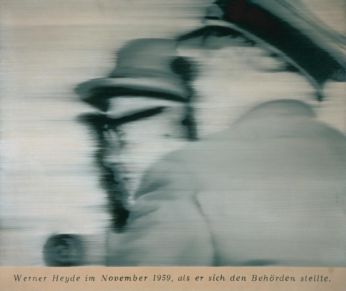 Gerhard Richter / Pan Heyde, 1965