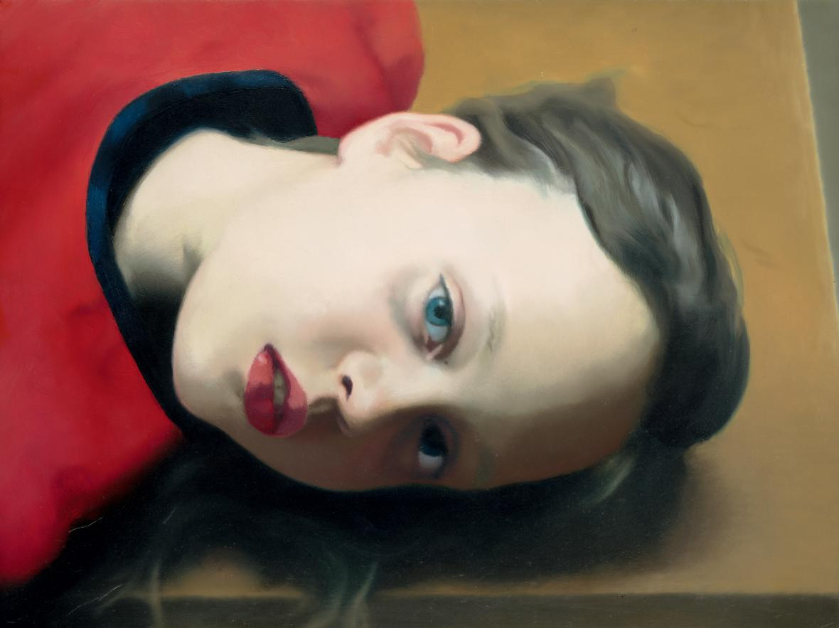 Gerhard Richter / Betty, 1977