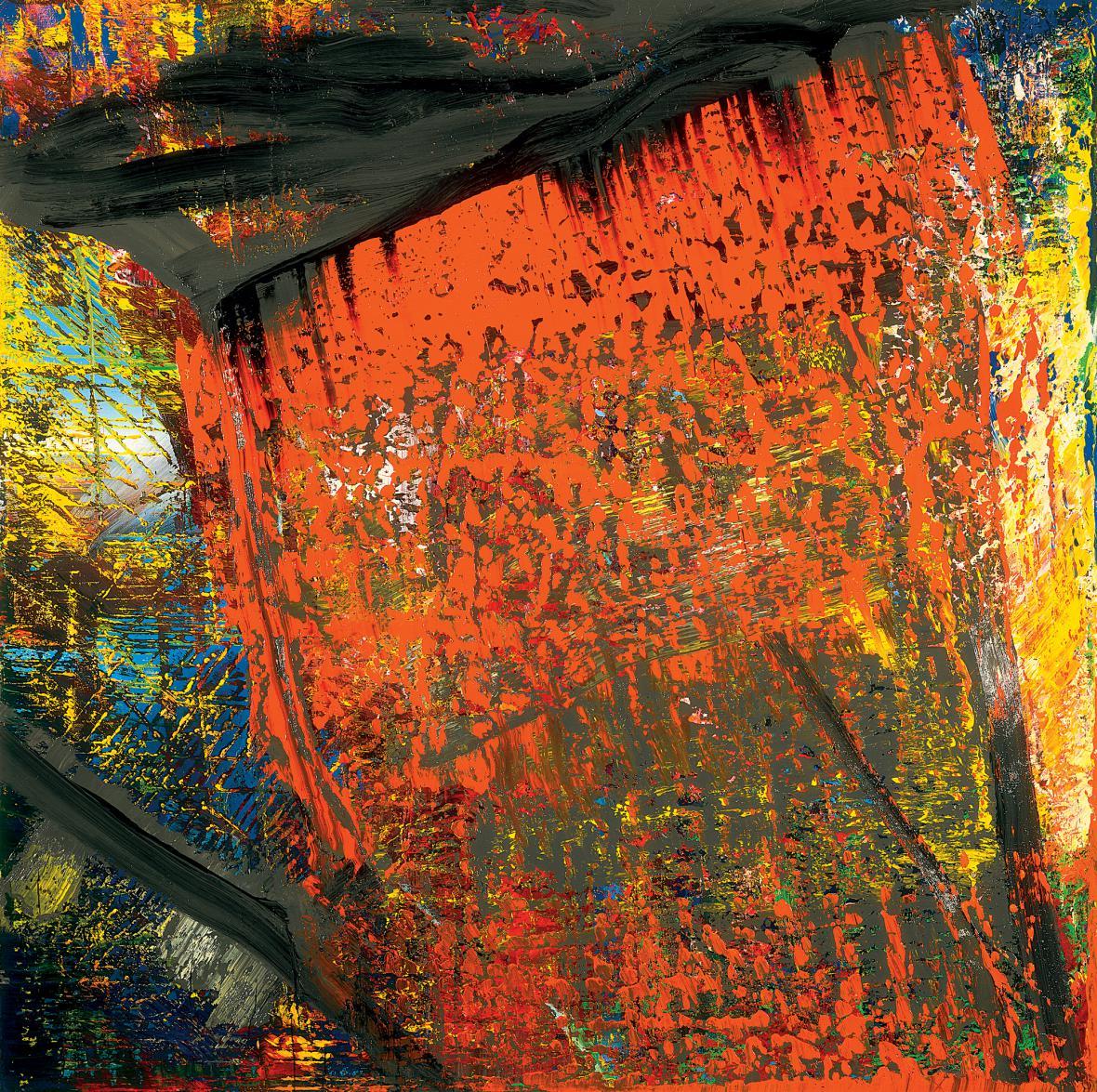 Gerhard Richter / Gudrun, 1987
