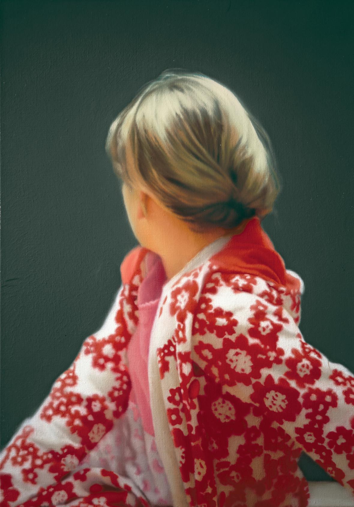Gerhard Richter / Betty, 1988