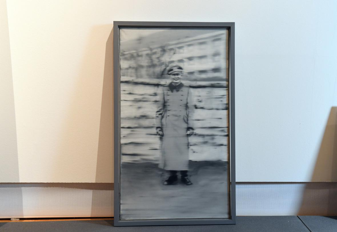 Gerhard Richter / Strýček Rudi, 1968