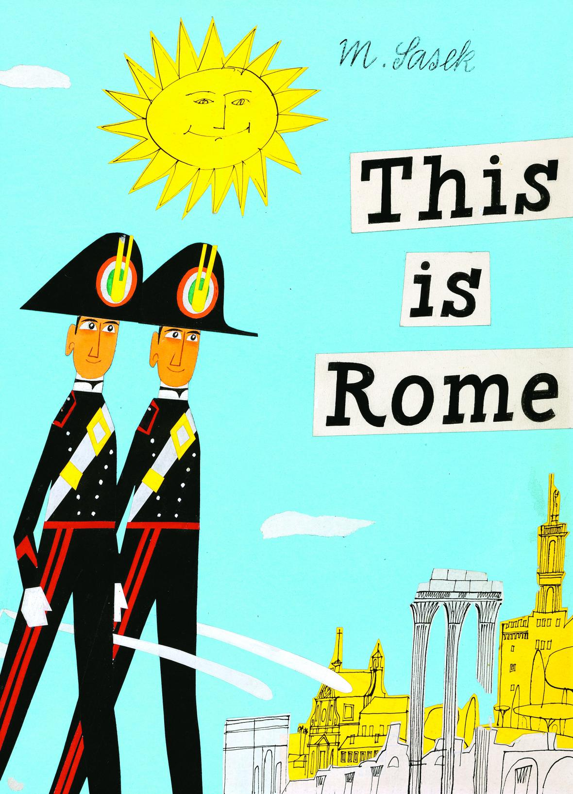 This is Rome
