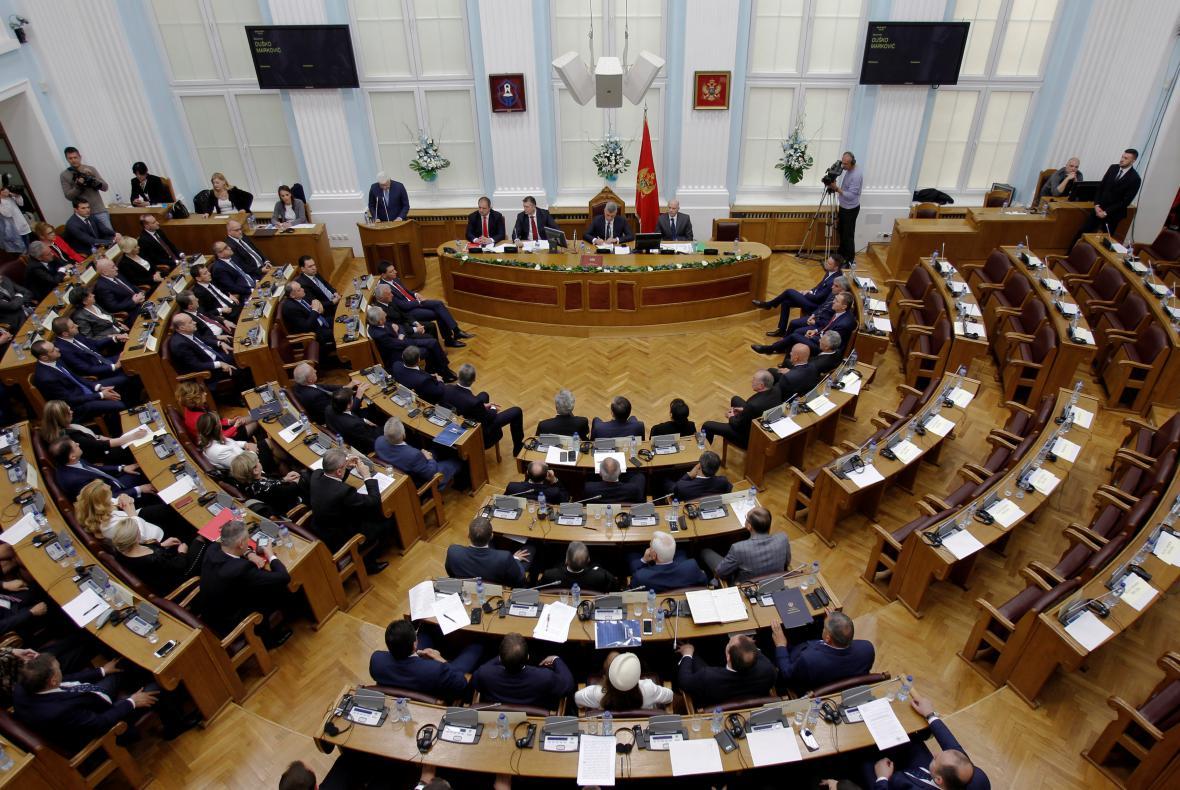 Parlament Černé Hory