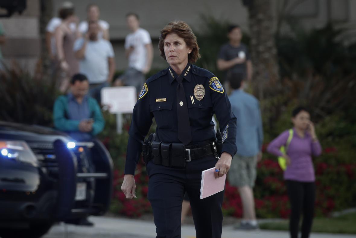 Policie zastřelila útočníka v americkém San Diegu