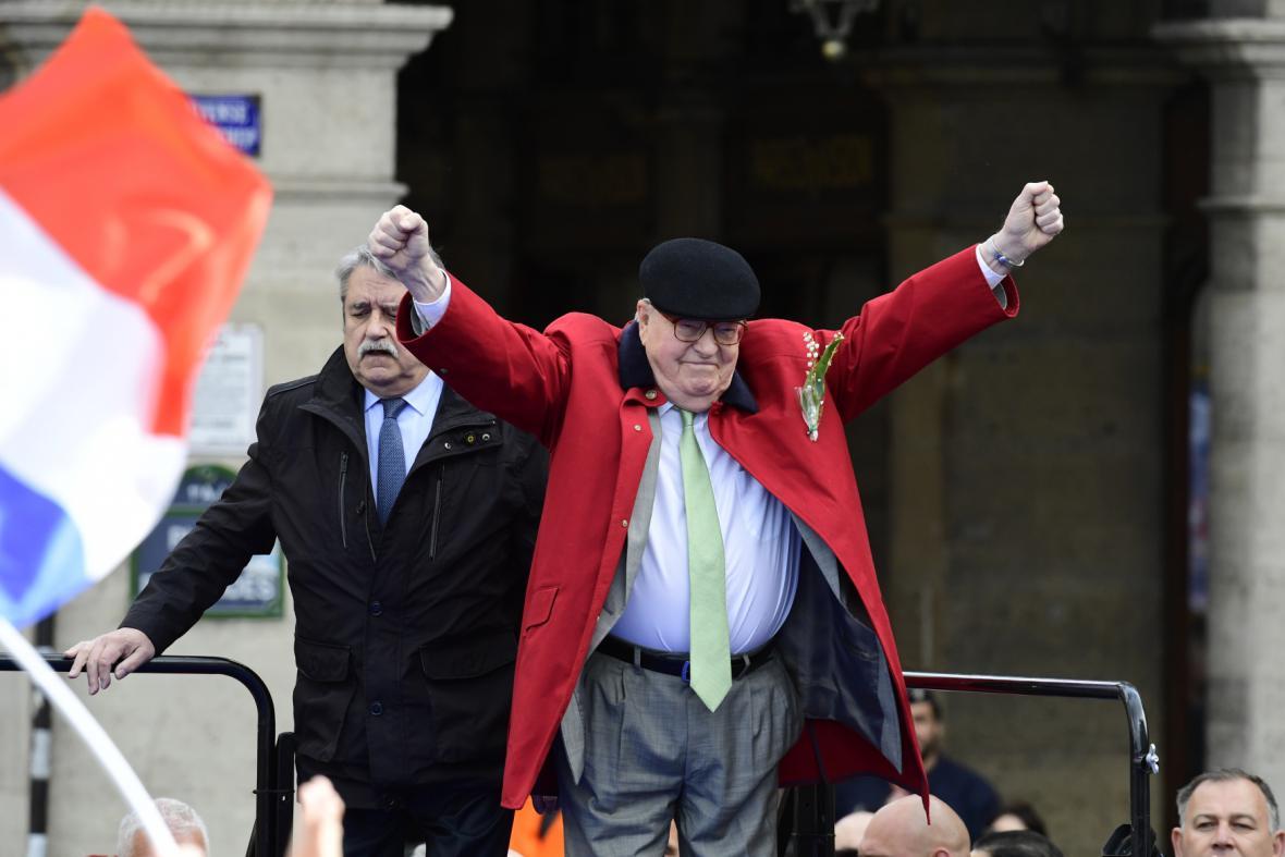 Le Penův mítink