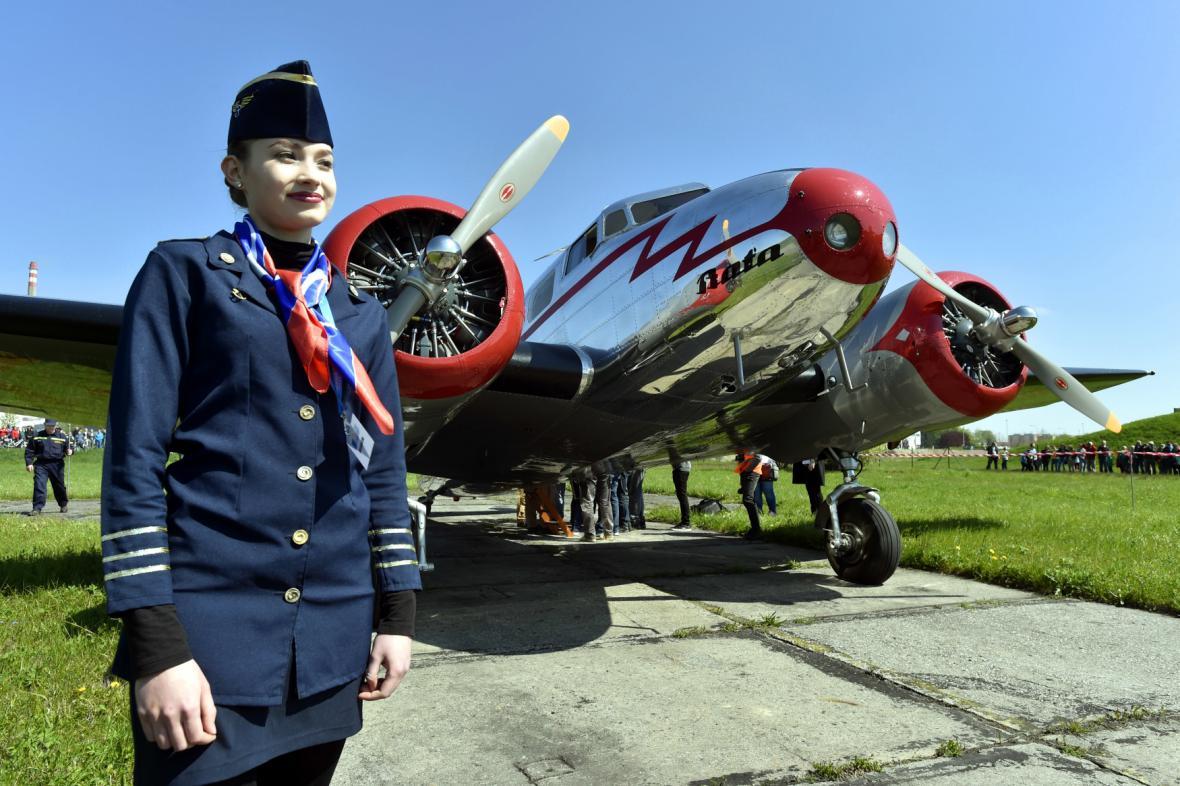 Baťovo letadlo