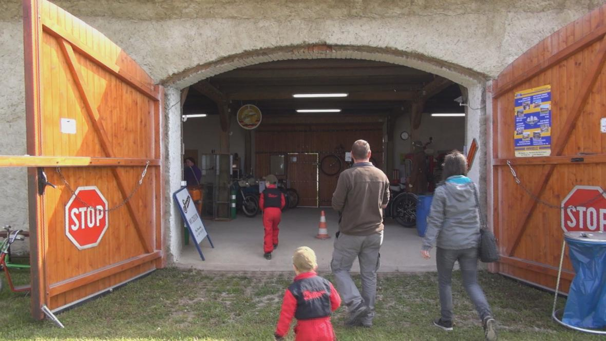 Muzeum vzniklo ve stodole