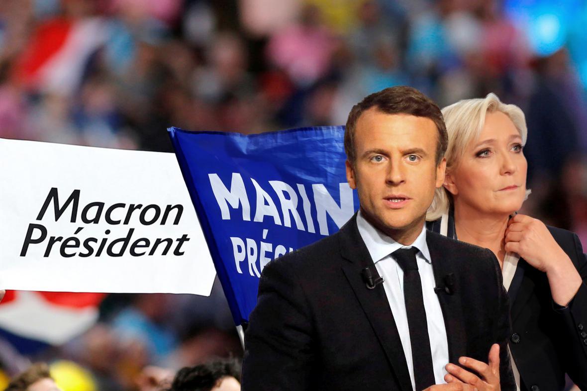 Kandidáti na post francouzského prezidenta