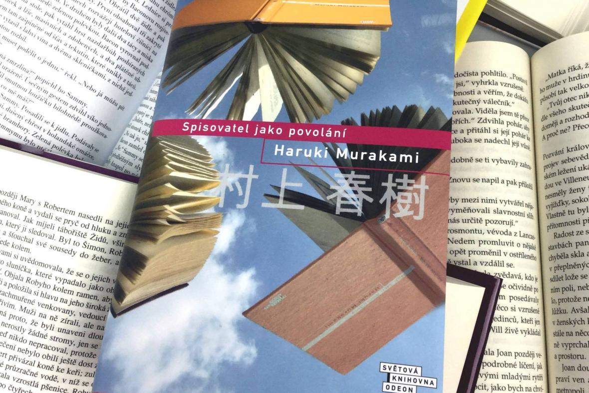 Haruki Murakami / Spisovatel jako povolání