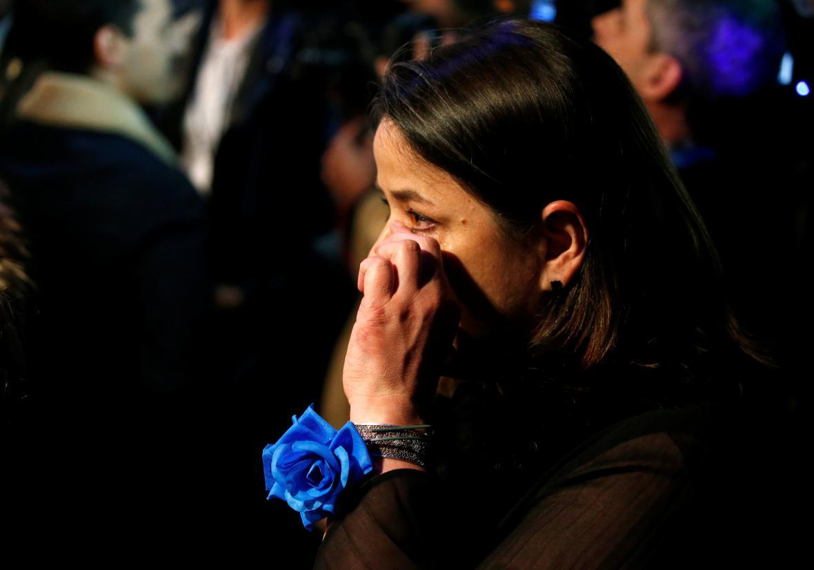 Smutná noc ve štábu Marine Le Penové