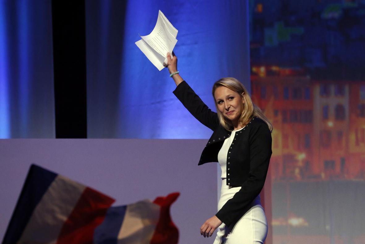 Marion Marechal-Le Penová