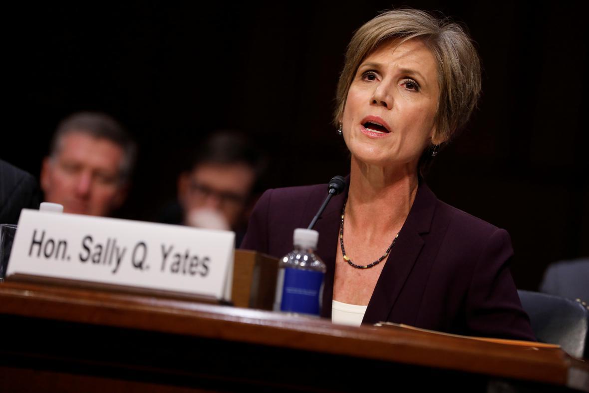 Exnáměstkyně prý na možnou vydíratelnost Flynna vldu upozornila