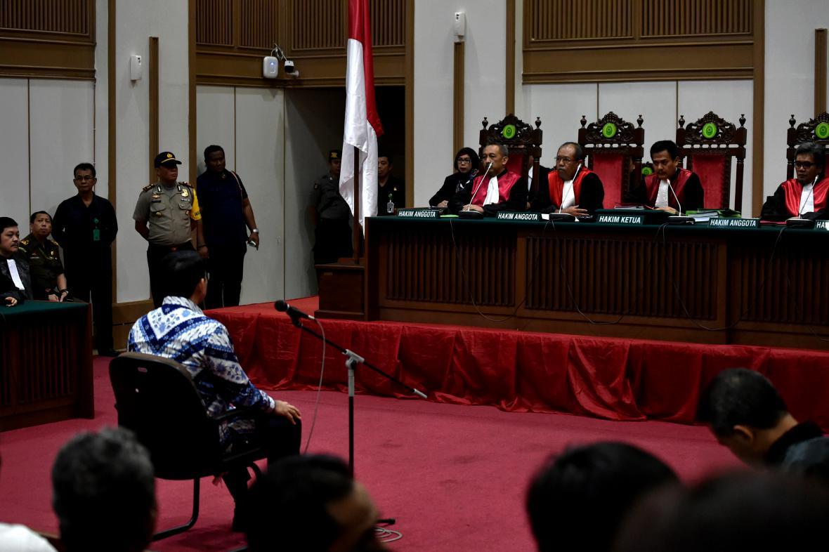 Purnama před závěrečným verdiktem soudu